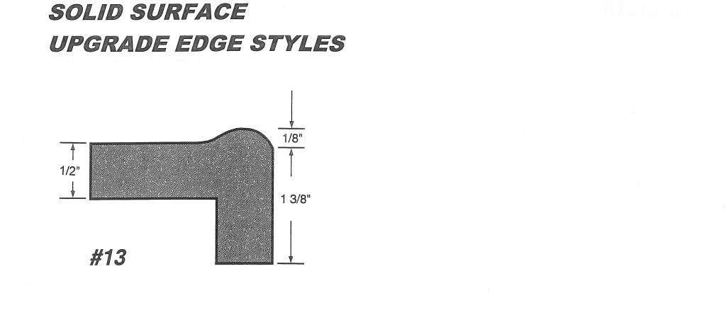 Edge-Solid Surface-Upgrade