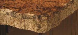 Granite Chiseled Edge Style