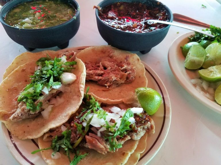Getting Lucky with Carnitas and Barbacoa