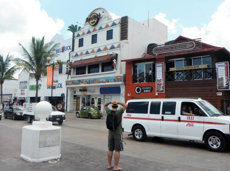 Road Trip Around Cozumel