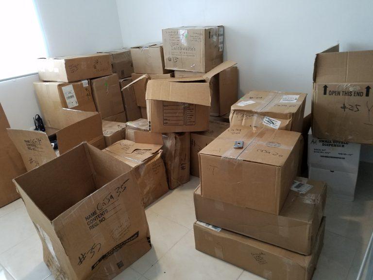 How to Ship Your Belongings Overseas