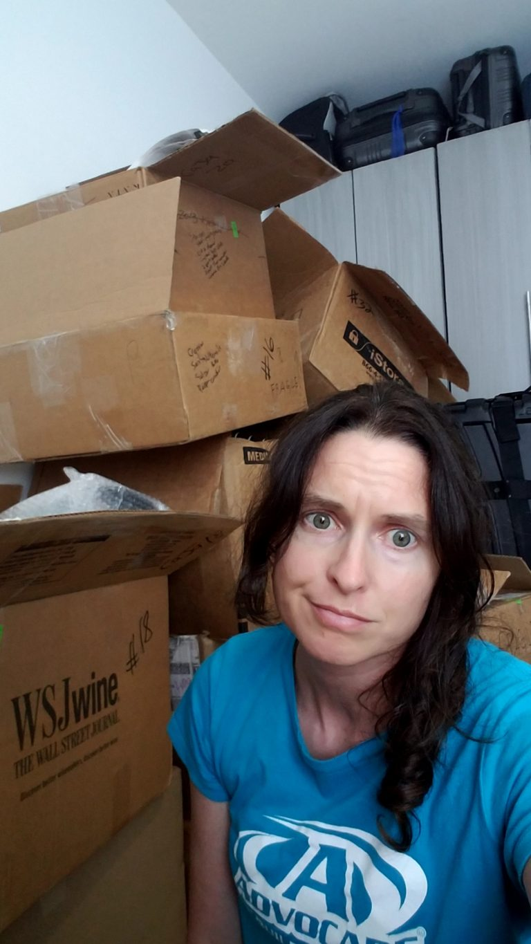 How to Pack Like A Boss for a Big Move