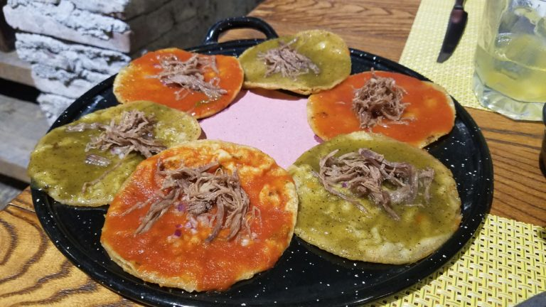 10 Dishes You Have to Try in Puebla (and the Restaurants to Try Them)