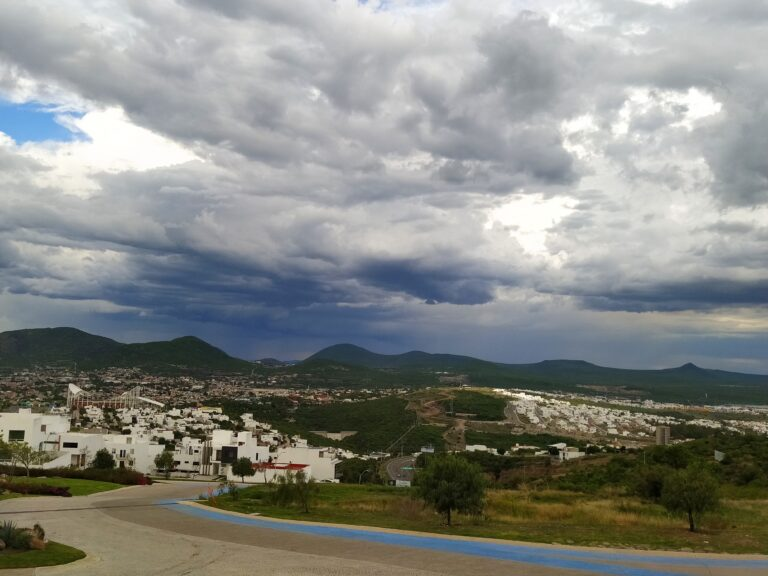 The Good, the Bad and the Ugly of Central Mexico's Rainy Season
