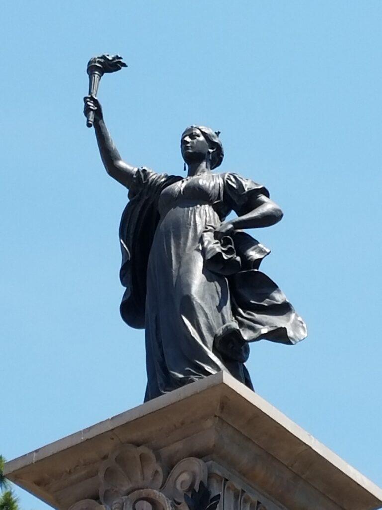 Monumento a la Corregidora, Queretaro, Mexico