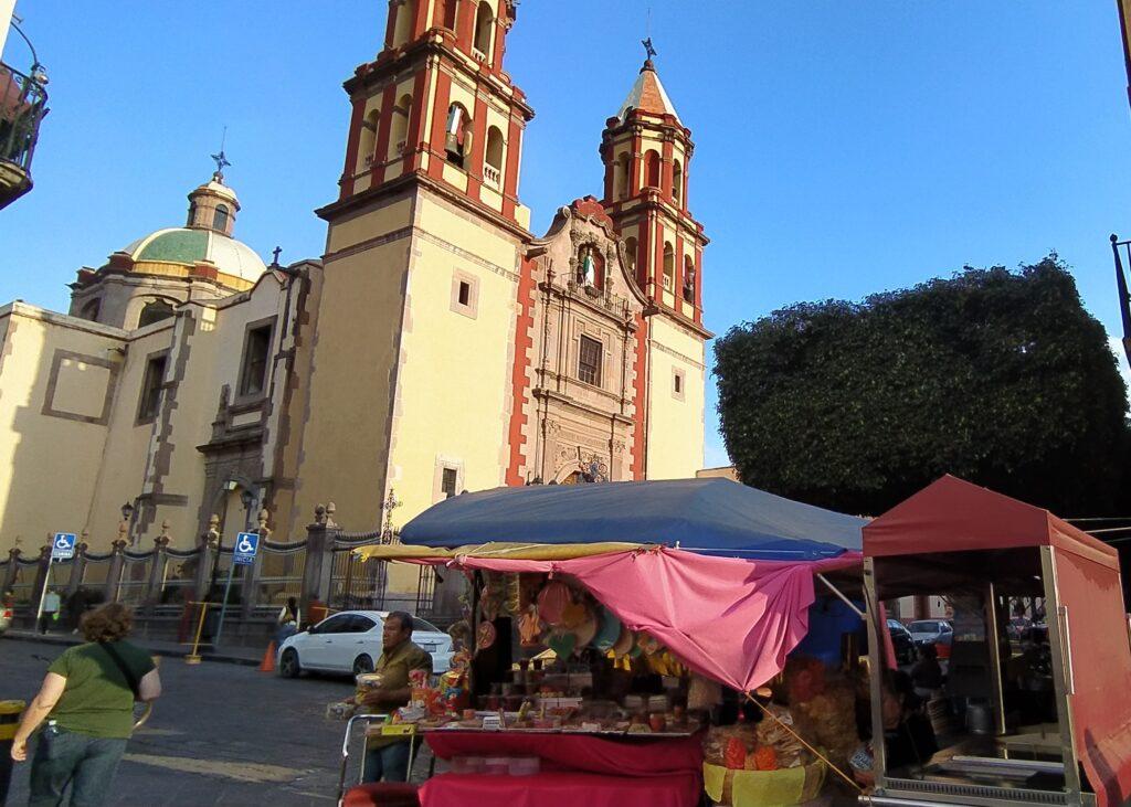 Sanctuario de la Congregacion de Santa Maria de Guadalupe, Queretaro, Mexico