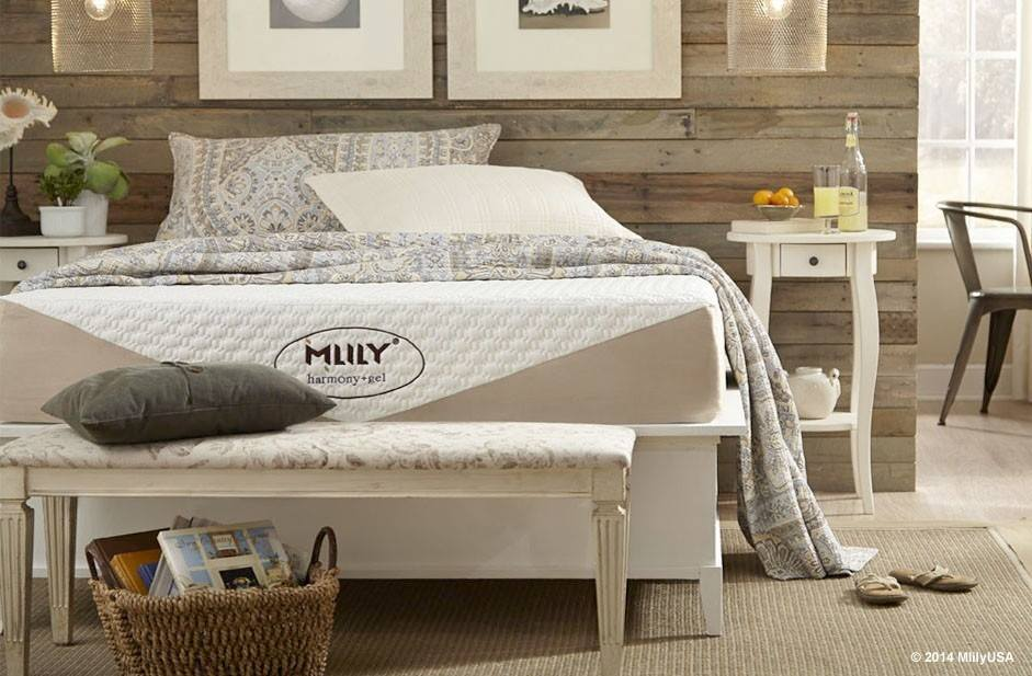 Far Out Fittings Bed
