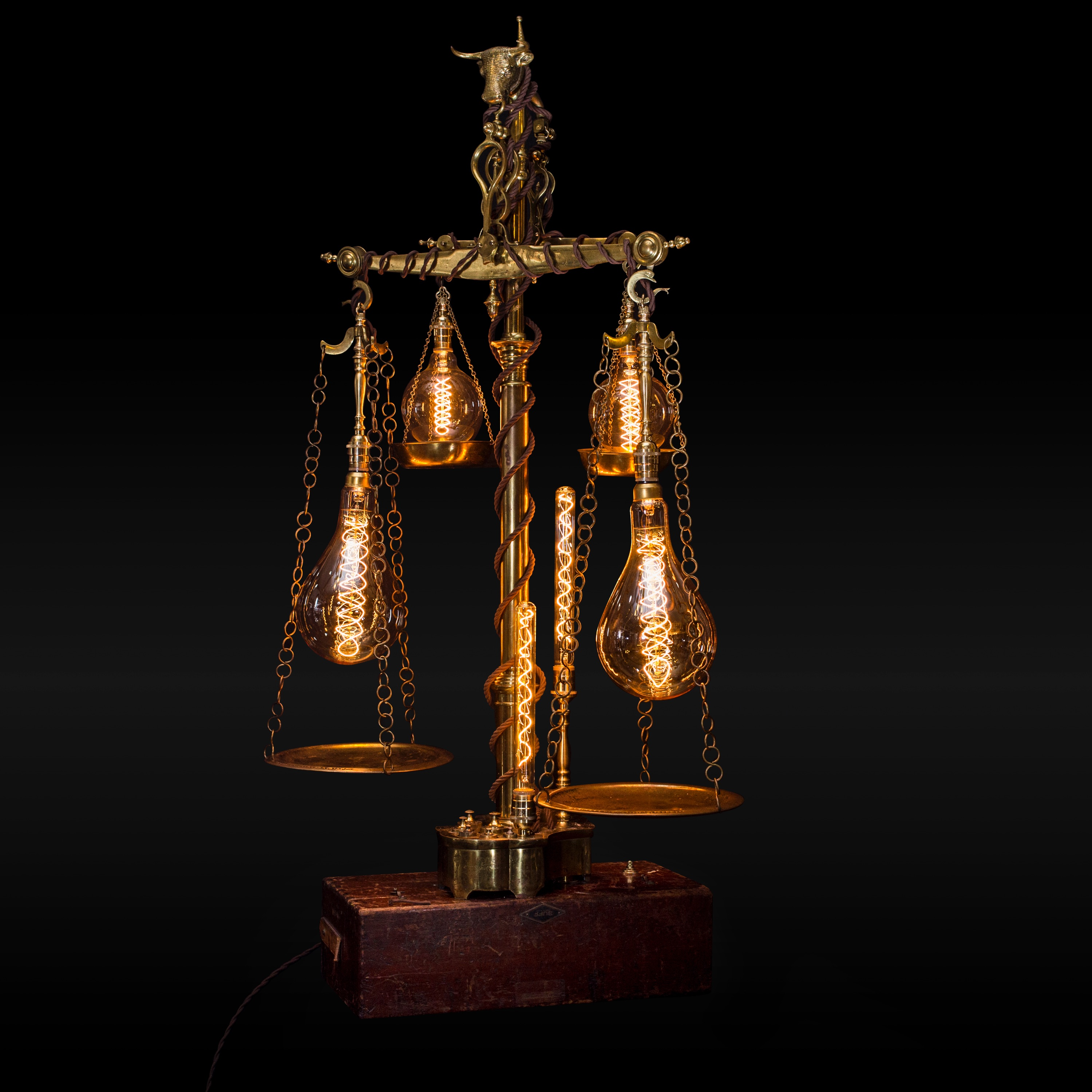 Art Lamp by Artifacts by Nomad