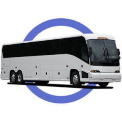 Full Size Charter Bus