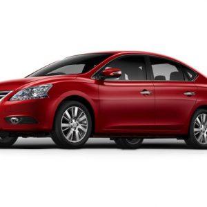 rent A Car- Nissan Sylphy