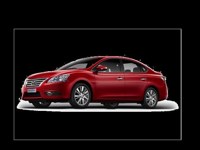 Rent-A-Car Nissan-Sylphy