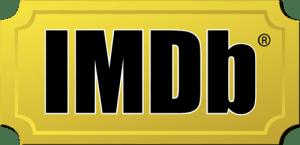 IMDB logo and link