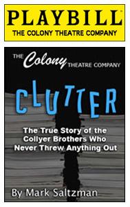 Clutter playbill