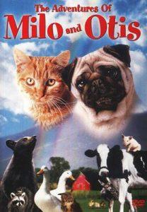 milo and otis movie poster