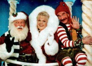 Mrs Santa Claus still