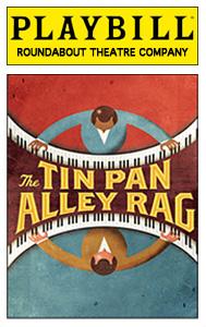 tin-pan-alley-rag playbill