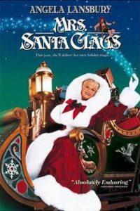 Mrs Santa Claus poster