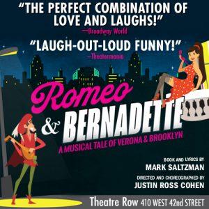 Romeo & Bernadette poster