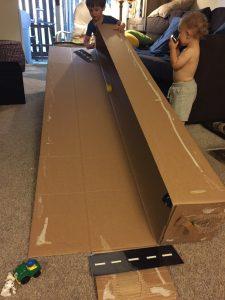 cardboard racetrack 2
