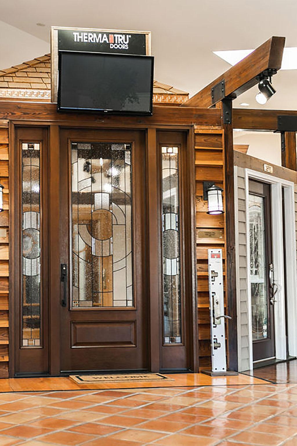 Interior + Exterior Doors