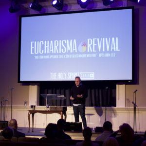 Eucharisma Revival Service