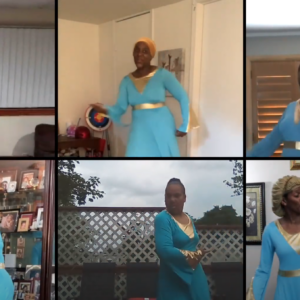 Mid-Week Home Celebration – Dance Edition