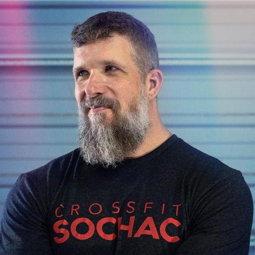 Freddie CrossFit Coach