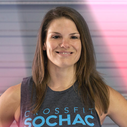 Heather CrossFit Coach