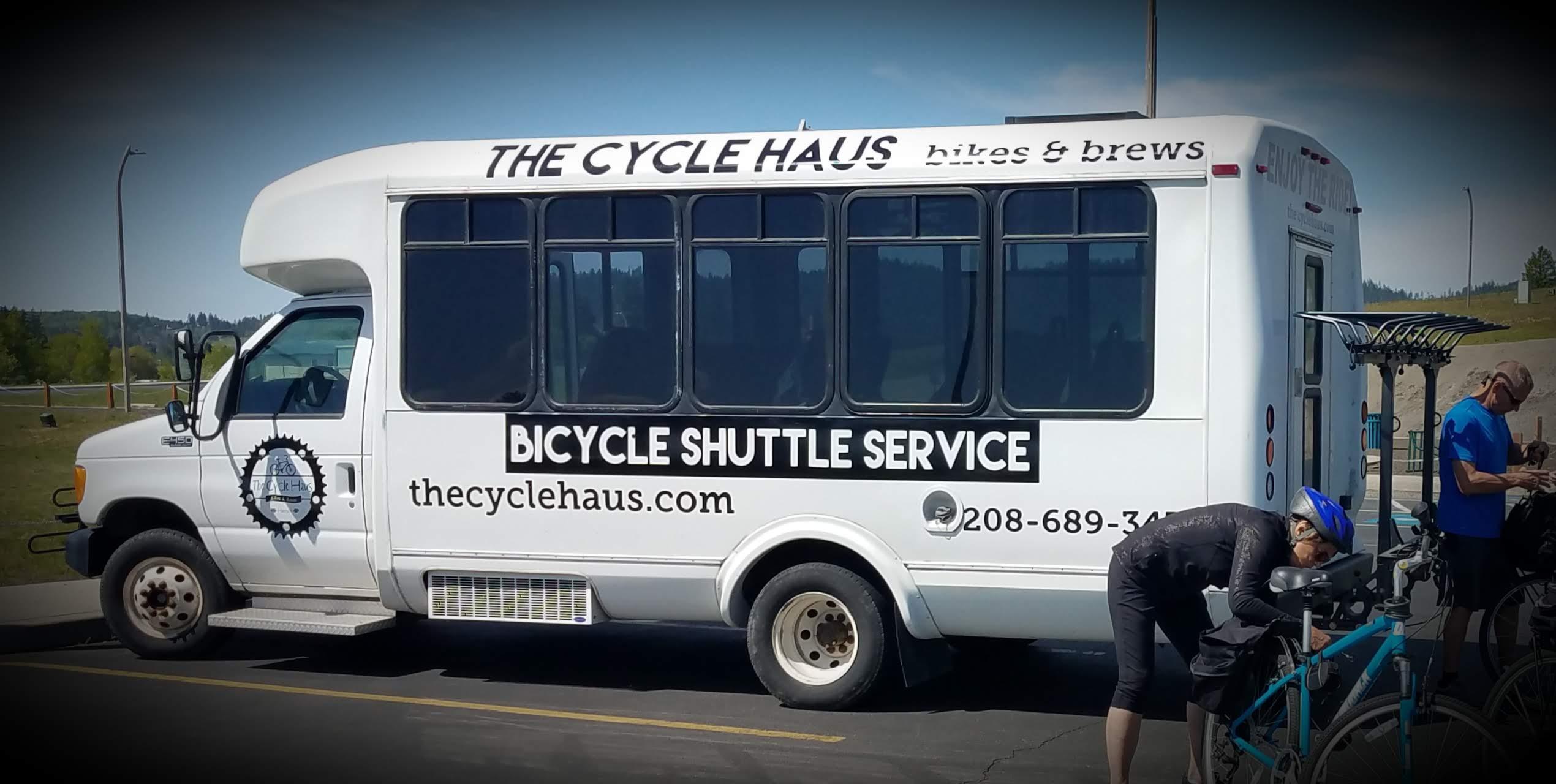 Bike Shuttle - Coeur D Alene