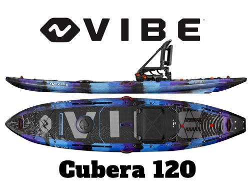 2021 Vibe Cubera Hybrid Kayak Fishing Tournament