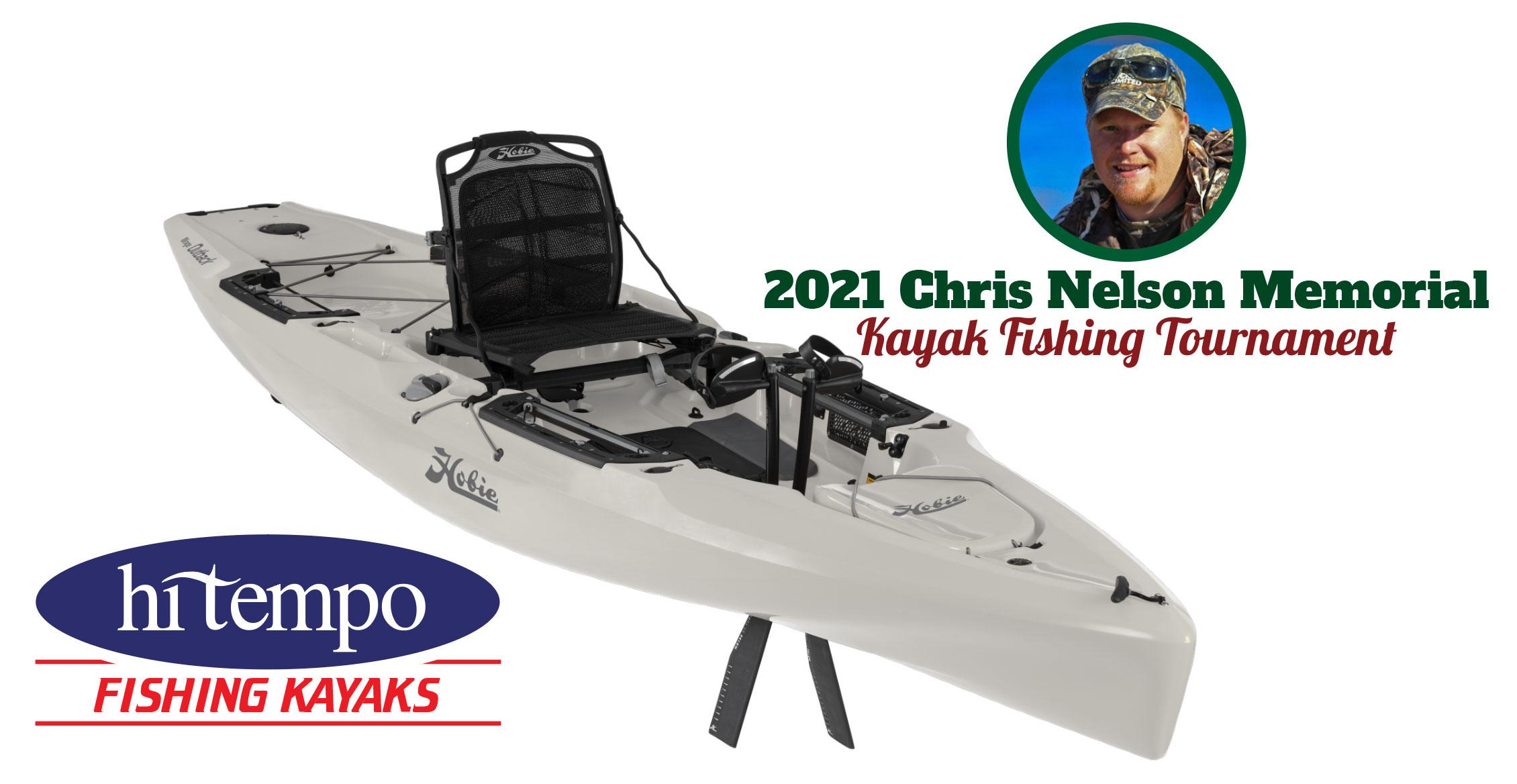 2021 MNKFA Chris Nelson Kayak Bass Fishing Tournament