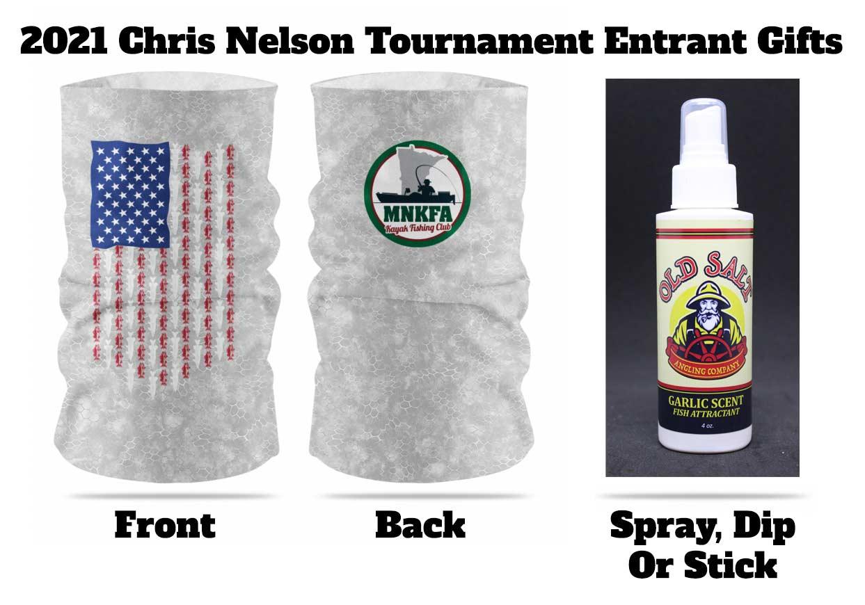 2021 MNKFA Chris Nelson Tournament Gifts