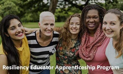 Resources for Resilience, Offerings, Resiliency Educator Apprenticeship Program (REAP)