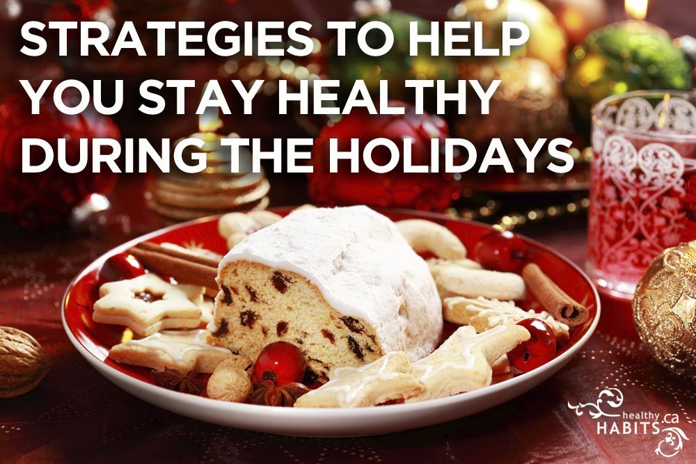 holiday healthy habits