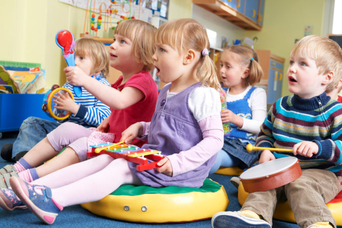 How Can Music Help in Dealing with Children's Tantrums?