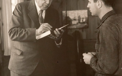 April Roundtable: Robert Frost's Time at Marlboro College