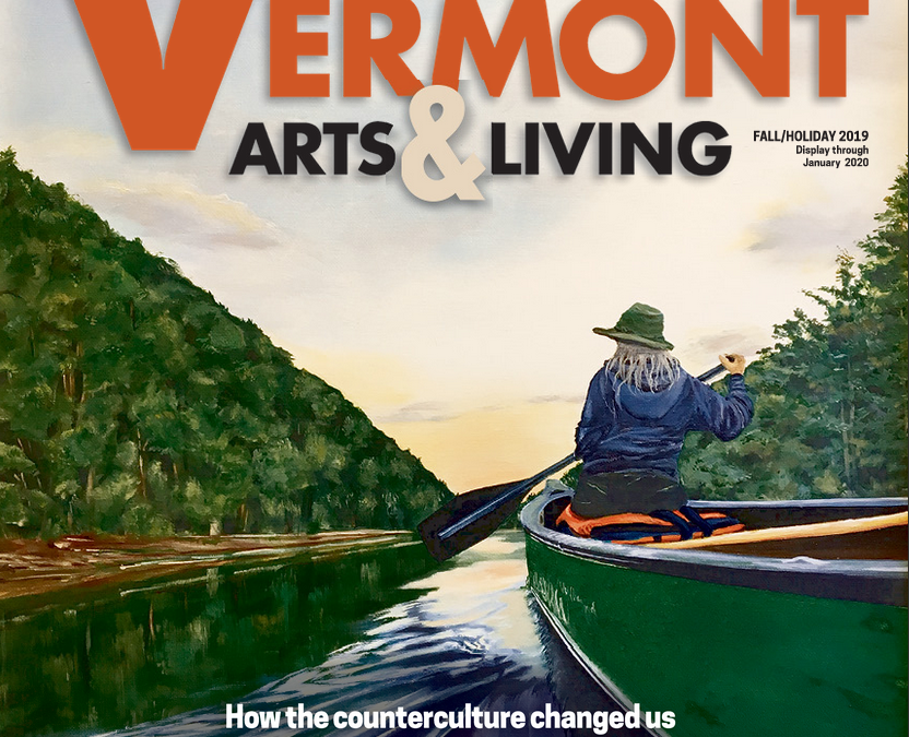 Toward a deeper meaning: The Brattleboro Words Project connects a people