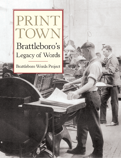 Print Town book cover
