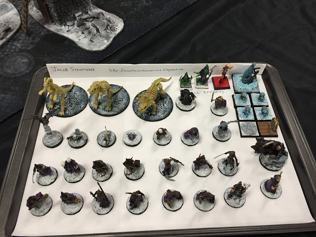 Display Sheet for Warband