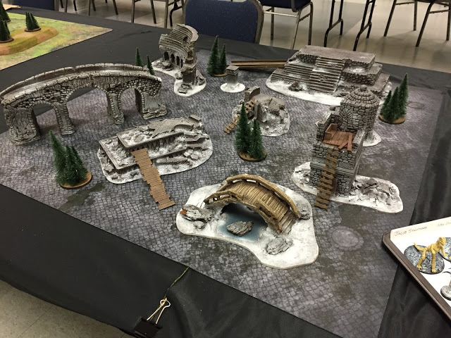 Frostgrave Table