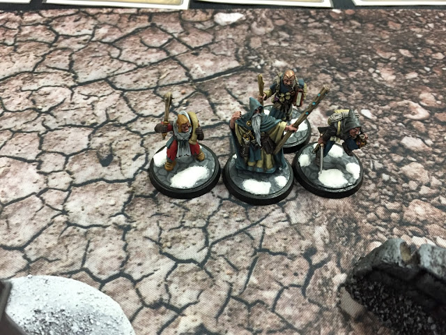 Playing Frostgrave