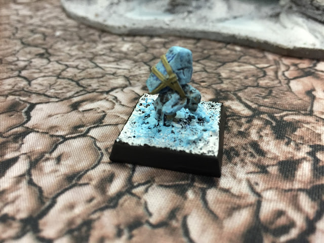 Reaper Miniatures Blood Stone Zealots for Frostgrave