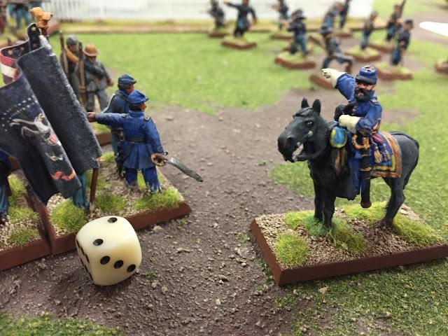 American Civil War Miniature General