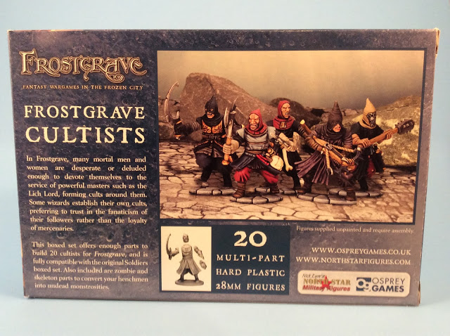 Frostgrave Cultists Back of Box