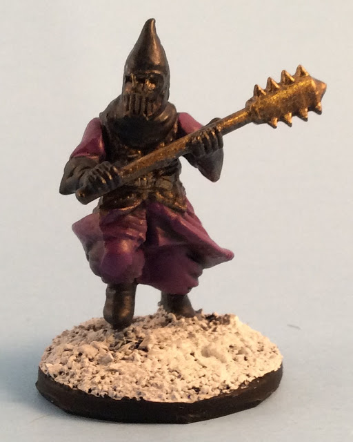 Frostgrave Templar - Plastic Cultists Review