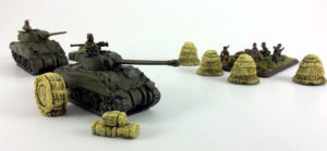 Read more about the article Review: 15mm Hay Stacks and Bales by 6 Squared Studios