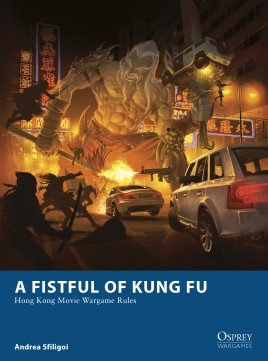 Read more about the article More Planning – Fistful of Kung Fu Convention Game