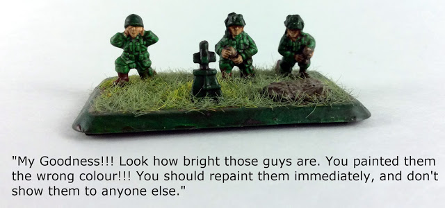 They are too Green!