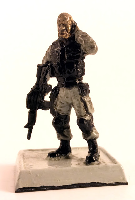 The Man - RAFM SWAT Team Leader