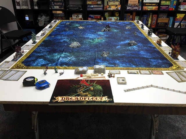 You are currently viewing Dreadfleet: Battle Report and First Impressions